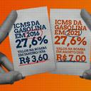 A culpa pelo preço da gasolina: ICMS é o mesmo de 2016