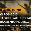 Reveja: Juristas pós-2013: do protagonismo ao alinhamento
