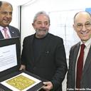 Presidente da Costa Rica e Lula conversam sobre políticas públicas e Copa do Mundo