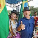 Lula destaca contribuição de imigrantes ao Brasil durante feira boliviana