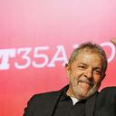 Discurso de Lula na comemoração dos 35 anos do PT