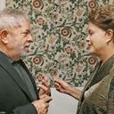 Dilma e Lula se encontram em São Paulo