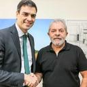 Relação Brasil-Espanha é tema de encontro entre Lula e Pedro Sánchez