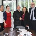 Lula se reúne com Partido Social-Democrata da Alemanha