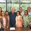 Lula se reúne com movimentos de moradia
