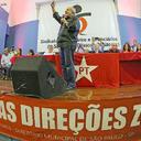 """""""Não queremos ver uma lei que retroceda direitos dos trabalhadores"""", diz Lula"""