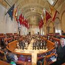 Lula recebe homenagem da Prefeitura de Roma