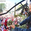 Ato contra o ódio promove abraço simbólico ao Instituto Lula