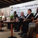Instituto Lula participa do Fórum Global de Nutrição Infantil em Cabo Verde