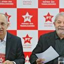 Lula participa de reunião da executiva nacional do PT