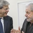 Ministro das Relações Exteriores da Itália visita Lula