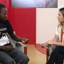Refugiado congolês fala à TVT sobre a vida no Brasil