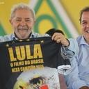 Lula inaugura frigorífico na estrada do Pacífico