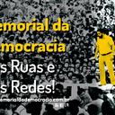 Acompanhe o Memorial da Democracia nas redes sociais