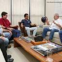 Lula se reúne com petroleiros