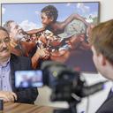 Diretor do Instituto Lula dá entrevista a fundação americana