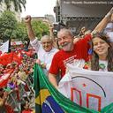 """Lula participa de jornada pela democracia no Ceará: """"Não vai ter golpe"""""""