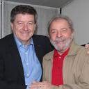 Diretor-Geral da OIT visita Lula