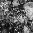 Em discurso emocionado, Lula defende respeito ao voto e ao país