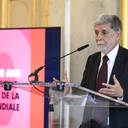 Amorim heads the UN's efforts to fight Aids, tuberculosis and malaria