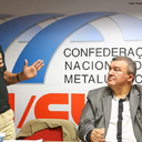 Volta, democracia, pede Lula em encontro com metalúrgicos da CUT