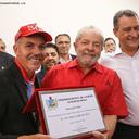 """""""A coisa mais importante que fiz foi lembrar ao Brasil a importância do Nordeste"""", diz Lula"""
