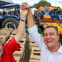 Em Juazeiro, Lula participa de ato pelo desenvolvimento do semiárido