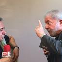 Lula dá entrevista a Geraldo Freire em Pernambuco
