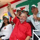 Lula visita federação de trabalhadores agrícolas de PE