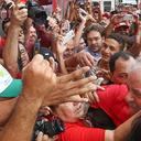 Em Caruaru, Lula diz que os trabalhadores estão dispostos a lutar pela democracia