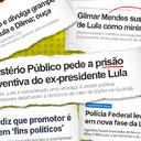 A caçada judicial ao ex-presidente Lula