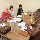 Iniciativa África recebe representantes da comunidade congolesa em São Paulo