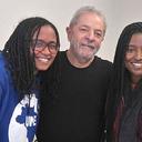 Coordenadora da Juventude da Prefeitura de São Paulo visita o Instituto Lula