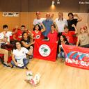 Lula se encontra com jovens do Movimento de Pequenos Agricultores (MPA)
