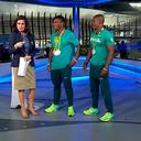 Herois olímpicos atribuem sucesso a programa de Lula