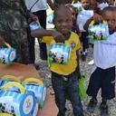 Centro de Excelência conta a Fome presta assistência no Haiti
