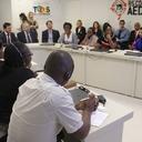 Libéria e Quênia visitam o Brasil para discutir nutrição