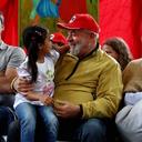 Lula participa de ato em solidariedade à Escola Florestan Fernandes
