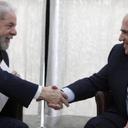 Secretário-geral da Unasul visita Lula em São Paulo
