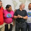 Lula recebe movimentos nacionais dos catadores