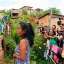 Em ocupação em BH, Lula defende direito à moradia