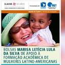 Clacso homenageia Dona Marisa com bolsas de estudos integrais para mulheres em cursos de especialização