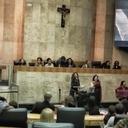 Marisa Letícia recebe prêmio da Câmara de SP concedido às que lutam pelos direitos da Mulher