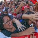 No polo naval de Rio Grande, Lula defende indústria nacional e direitos trabalhistas
