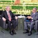 Veja entrevista de Lula ao SBT