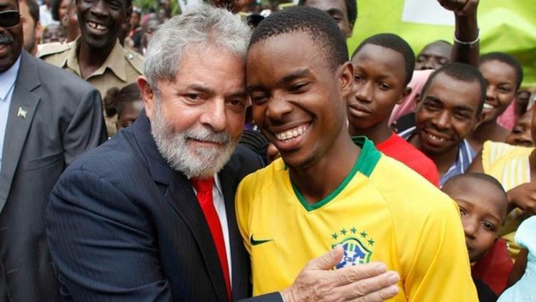 Resultado de imagem para governo Lula começou processo inédito de aproximação com paises da Africa