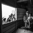 Visita ao acampamento do MST na fronteira de Bahia e Sergipe