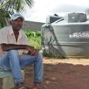 Cisternas: Segurança para agricultura familiar em AL