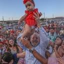Na beira da estrada, moradores abraçam #LulaPeloBrasil