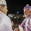 Lula recebe honoris causa concedido em 2012